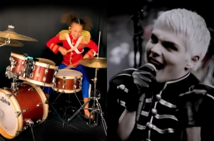 WATCH: Drummer Nandi Bushell Cover My Chemical Romance's 'Welcome To The Black Parade'