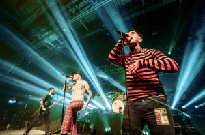 Watch Shinigami Join Neck Deep On Stage For A Collab Of 'December [Again]'