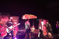 Watch Members Of State Champs + Pierce The Veil Perform With Neck Deep