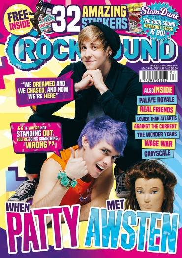 Rocksound - Issue 237 - April 2018