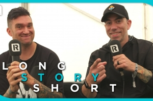 New Found Glory Do An Interview One Word At A Time - Long Story Short