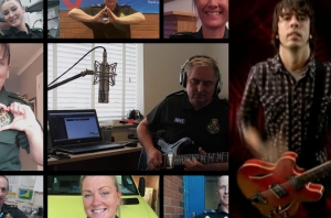 WATCH: NHS Workers Beautifully Cover Foo Fighters' 'Times Like These'