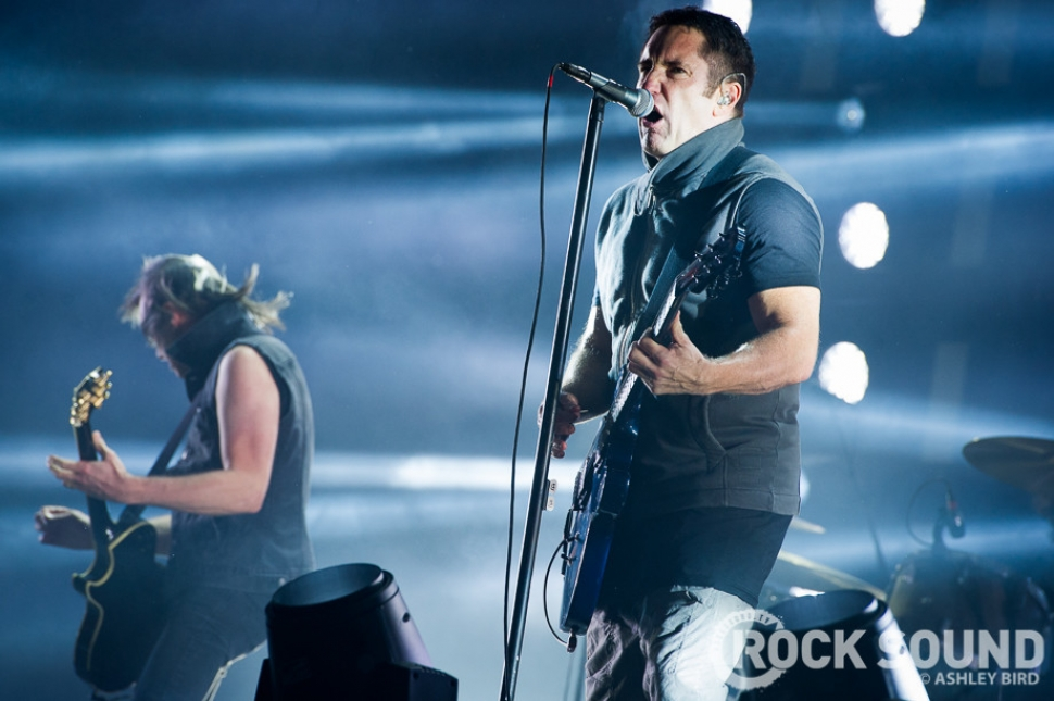 Reading / Leeds Festival 2013 Photos: Nine Inch Nails