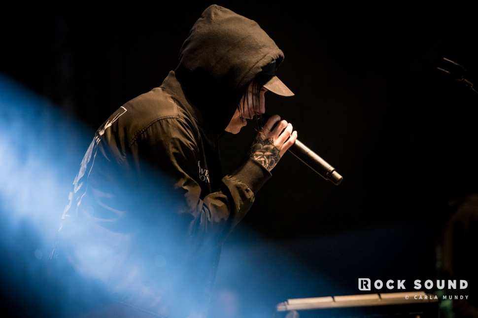 nothing,nowhere., Download Festival, June 15 // Photo: Carla Mundy