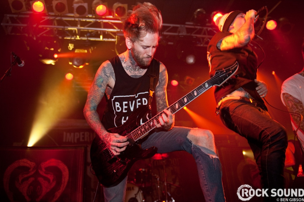 Live And Loud: I Killed The Prom Queen @ Impericon Never Say Die! Tour
