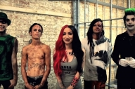 Here's How New Years Day Made Their Suicide Squad-Inspired 'Gangsta' Video