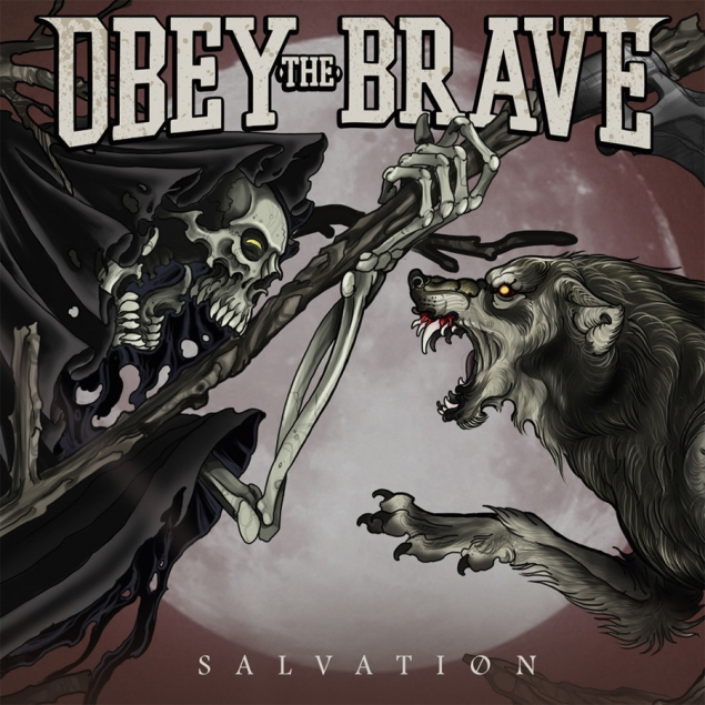 Obey The Brave - Salvation Cover