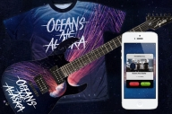 WIN An Oceans Ate Alaska Guitar Bundle