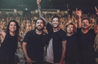 Here's Who's Supporting Of Mice & Men This Month