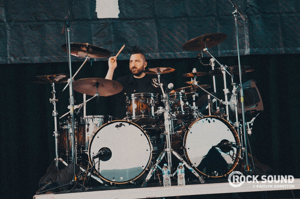 Of Mice & Men, Self Help Festival Detroit, October 07 // Photo credit: Kaitlyn Johnston