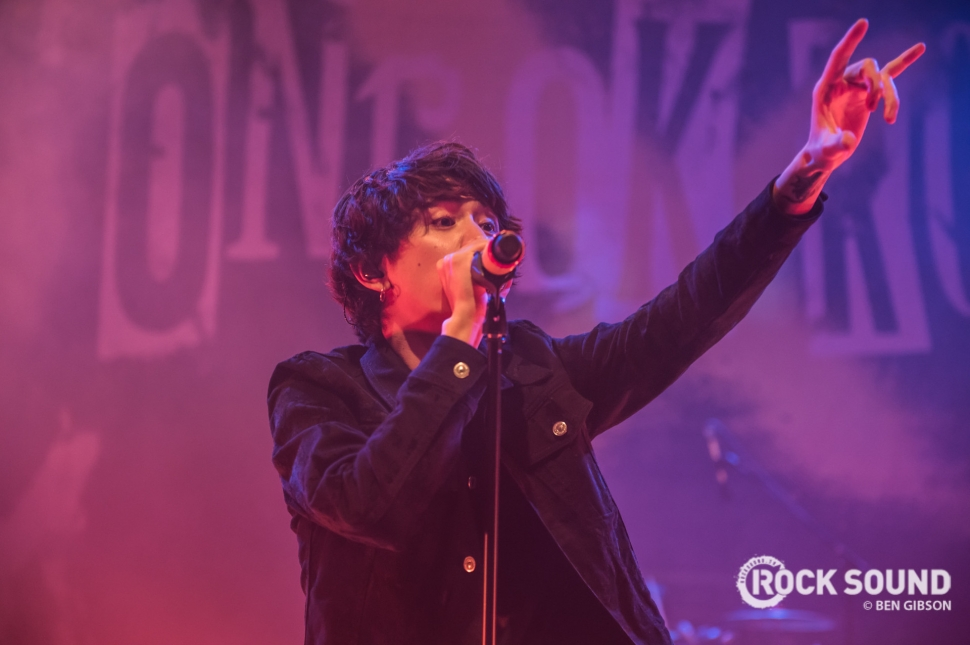 ONE OK ROCK, London Shepherds Bush Empire, December 13 // Photo: Ben Gibson