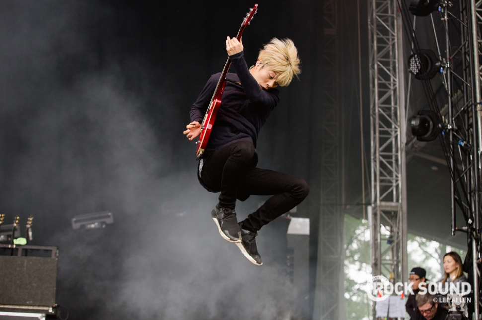 One OK Rock, Download Festival, June 12 2016 // Photo credit: Lee Allen