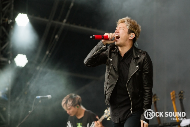 "One OK Rock At Download: ""The Kind Of Performance That Only True Rock Stars Would Be Capable Of"""