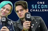 iDKHOW's Dallon Weekes vs Ryan Seaman - One Second Challenge