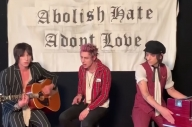 WATCH: Palaye Royale's Acoustic Livestream In Support Of The Black Lives Matter Movement