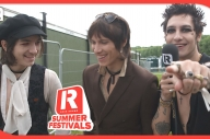 Palaye Royale Reveal New Single Title & Album Plans At Download Festival