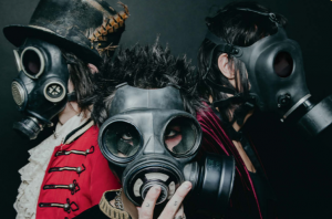 This Is The Reason Behind Palaye Royale's Gasmasks As Part Of Their New Era