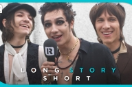 Palaye Royale Do An Interview One Word At A Time - Long Story Short