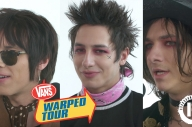 Palaye Royale Share Their Warped Tour Memories