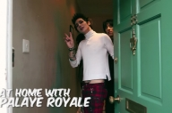 Take A Tour Of Palaye Royale's Home During Their First Trip To London