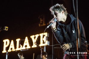 Palaye Royale's Set Tonight Was Suddenly Cut After Frontman Went Into The Crowd