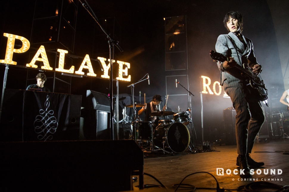 Palaye Royale, O2 Brixton Academy, January 12 // Photo: Corinne Cumming
