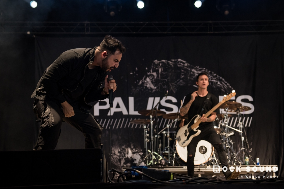 Palisades, Download Festival, June 16 // Photo: Carla Mundy