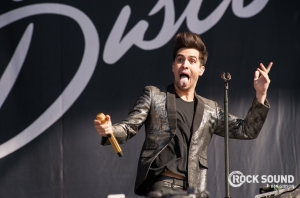 Watch Panic! At The Disco Perform '(F*ck A) Silver Lining' Live For The First Time