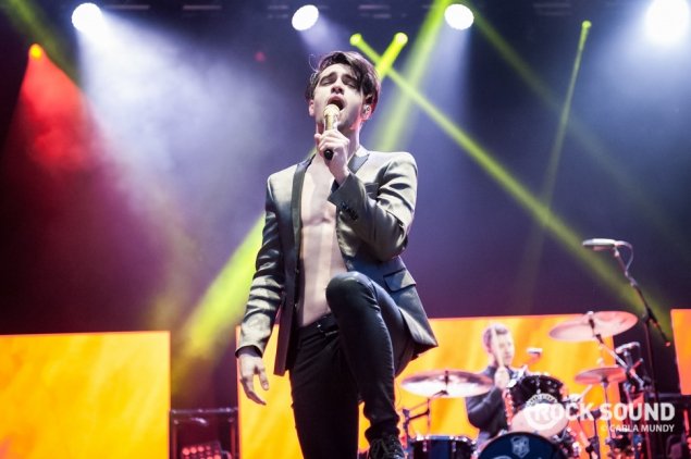 "Panic! At The Disco At Slam Dunk: ""Is This The Best Era Of Panic! Ever?"""