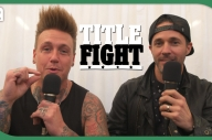How Many Papa Roach Songs Can Jacoby & Jerry Name In 1 Minute? - Title Fight