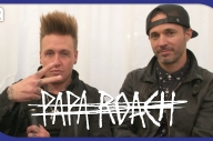 Papa Roach's Jacoby & Jerry Reveal New Album Plans & Talk Trump Memes