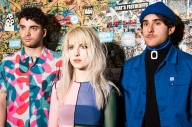 Paramore Release Limited Edition Shirt To Raise Funds For Crisis Charity