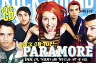 Rock Sound Classic Features: Paramore