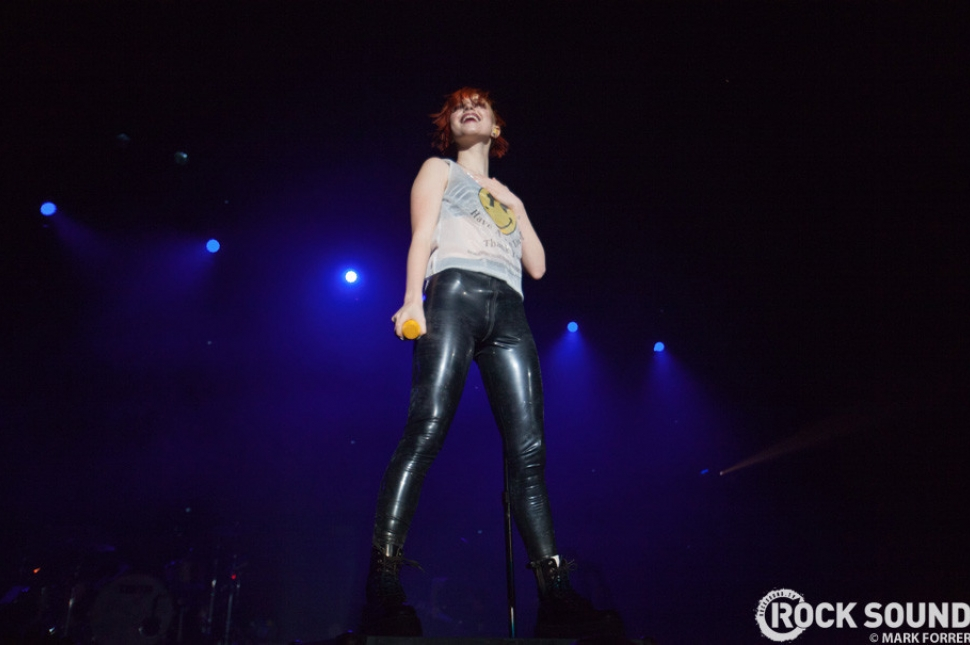 Live And Loud: Paramore At Manchester Arena