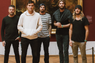 Parkway Drive's 'Reverence' Album Artwork Is Hanging In A German Museum, And The Band Visited It