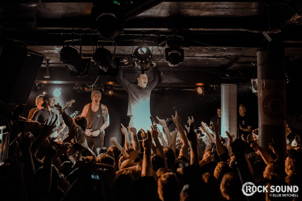 Parkway Drive, London Underworld, March 16, 2018 // Photo: Ellie Mitchell