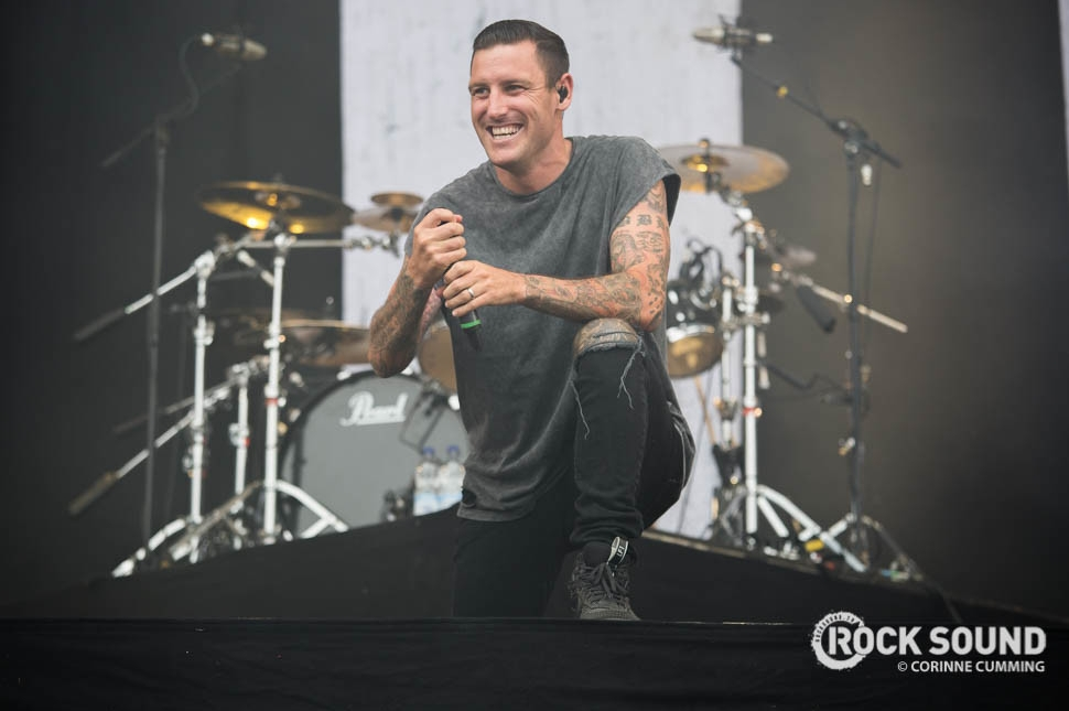 Parkway Drive, Reading Festival 2016, August 27 // Photo credit: Corinne Cumming