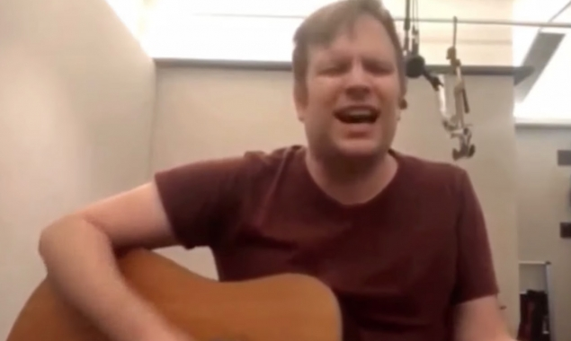 WATCH: Patrick Stump Perform Acoustically As Part Of A Dog Rescue Fundraiser