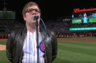 Watch Patrick Stump Sing The U.S. National Anthem And Nail It