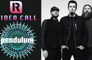 Pendulum Talk 'Come Alive', Spitbank Fort & New Music - Video Call