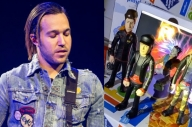 Pete Wentz Livestreams His Own Fall Out Boy Show…Using Action Figures