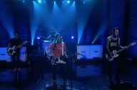 Watch Pierce The Veil Perform At A Late-Night Talk Show