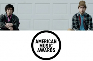 Twenty One Pilots Won The 'Favourite Artist - Alternative Rock' Awards At This Year's AMAs
