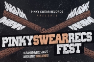 The Full Line-Up For Pinky Swear Fest Is Really Quite Exciting