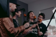 Watch Pierce The Veil Make Gifs + Play An Acoustic Show
