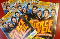 Win Signed Pierce The Veil Magazines!