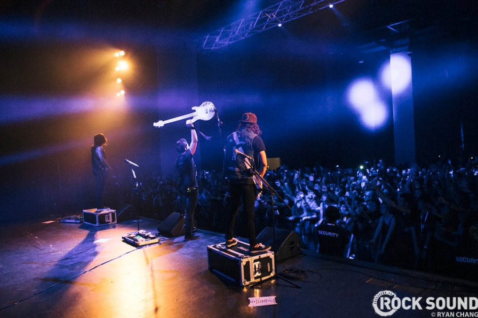 Live & Loud: Pierce The Veil In Singapore!