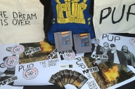Win A HUGE PUP Merch Bundle