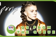 PVRIS' Lynn Gunn Answers Fan Interview Questions - Qs From The Queue