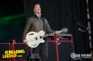 Is The Sky Falling? Nope, It's Just 9 Photos Of Queens Of The Stone Age At Leeds Festival